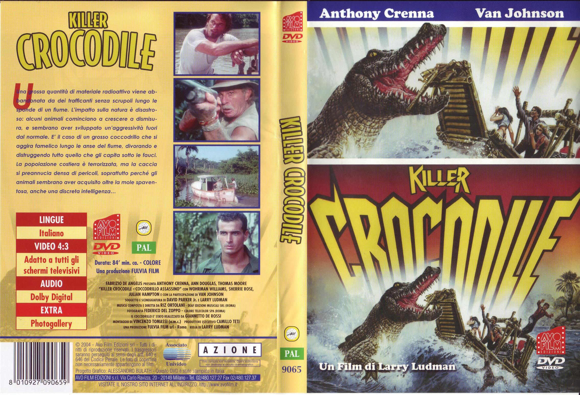 Killer crocodile-cover-dvd-0