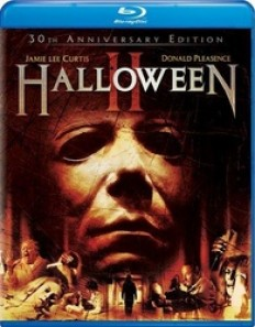 Halloween II 30th Anniversary Blu-Ray