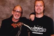 Robert Englund och jag!